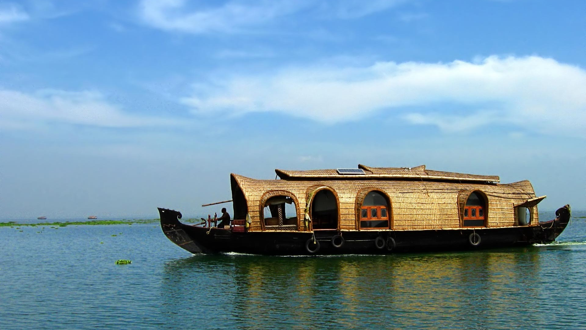 kerala houseboats the houseboats of kerala hd wallpapers Car Pictures 1920x1080