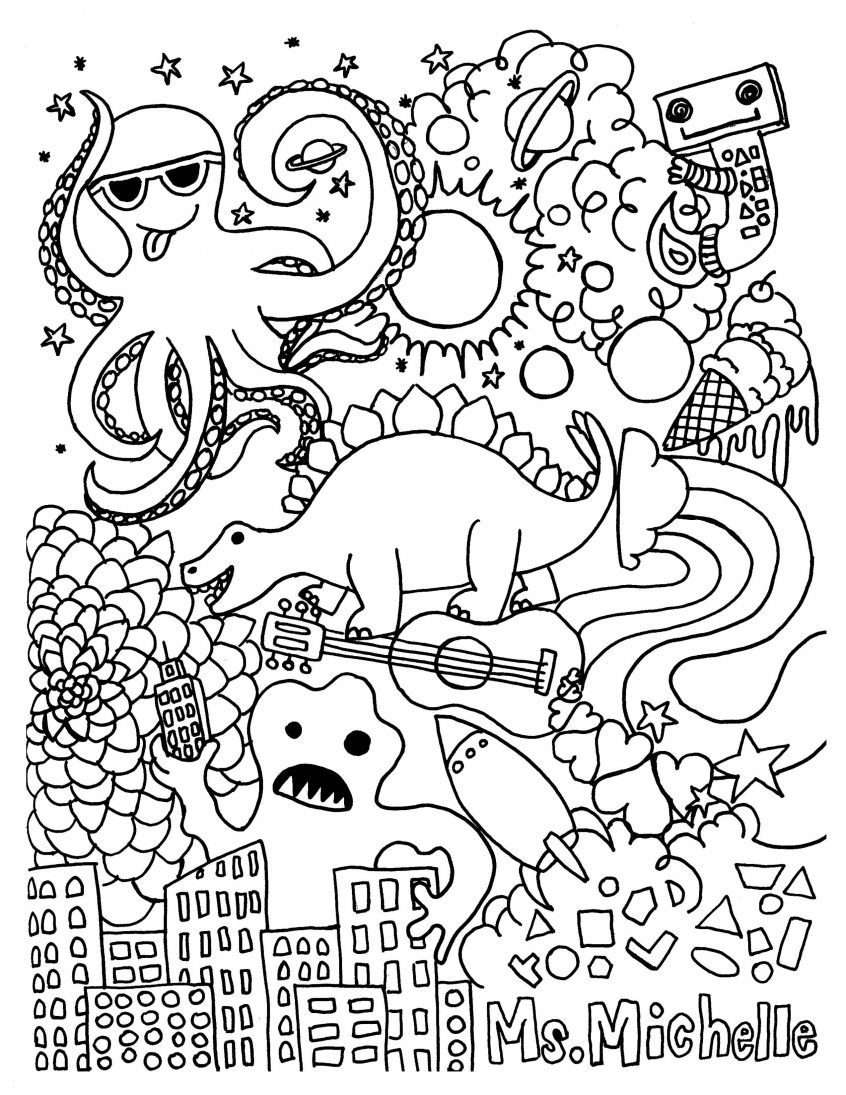 Dltk Kids Coloring Pages - Free Coloring Pages For KidsFree ... | 1095x846