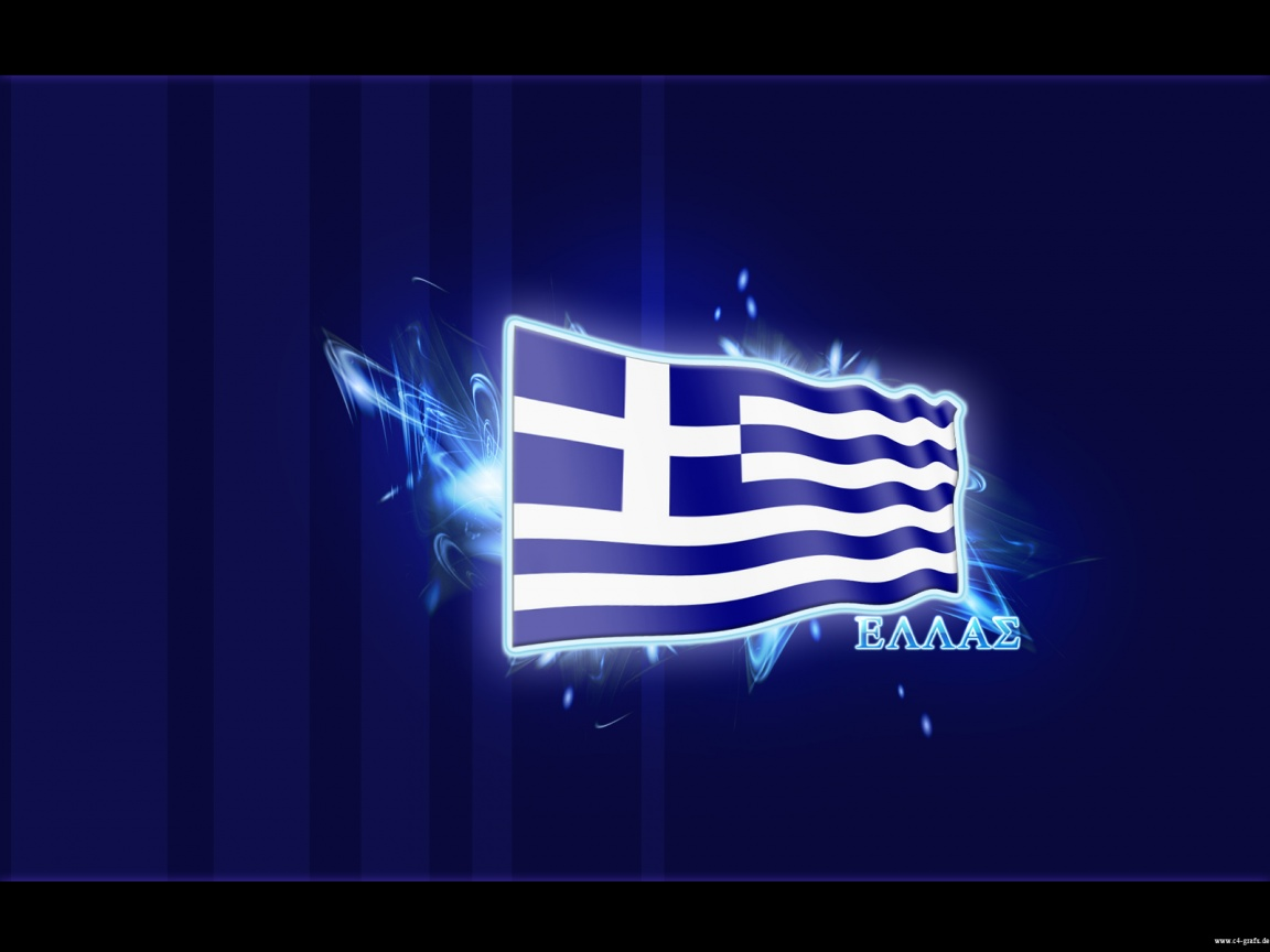 greek flag wallpaper 1152x864