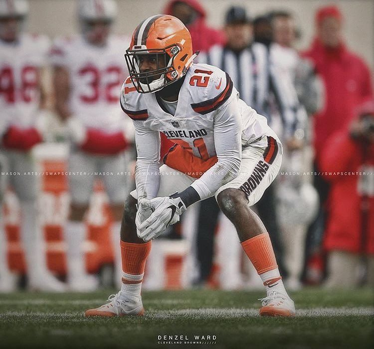 Denzel Ward is reportedly impressing the Browns coaching staff 750x699
