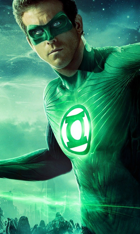 Green Lantern HD Live Wallpapers Live wallpapers HD for Android 480x800