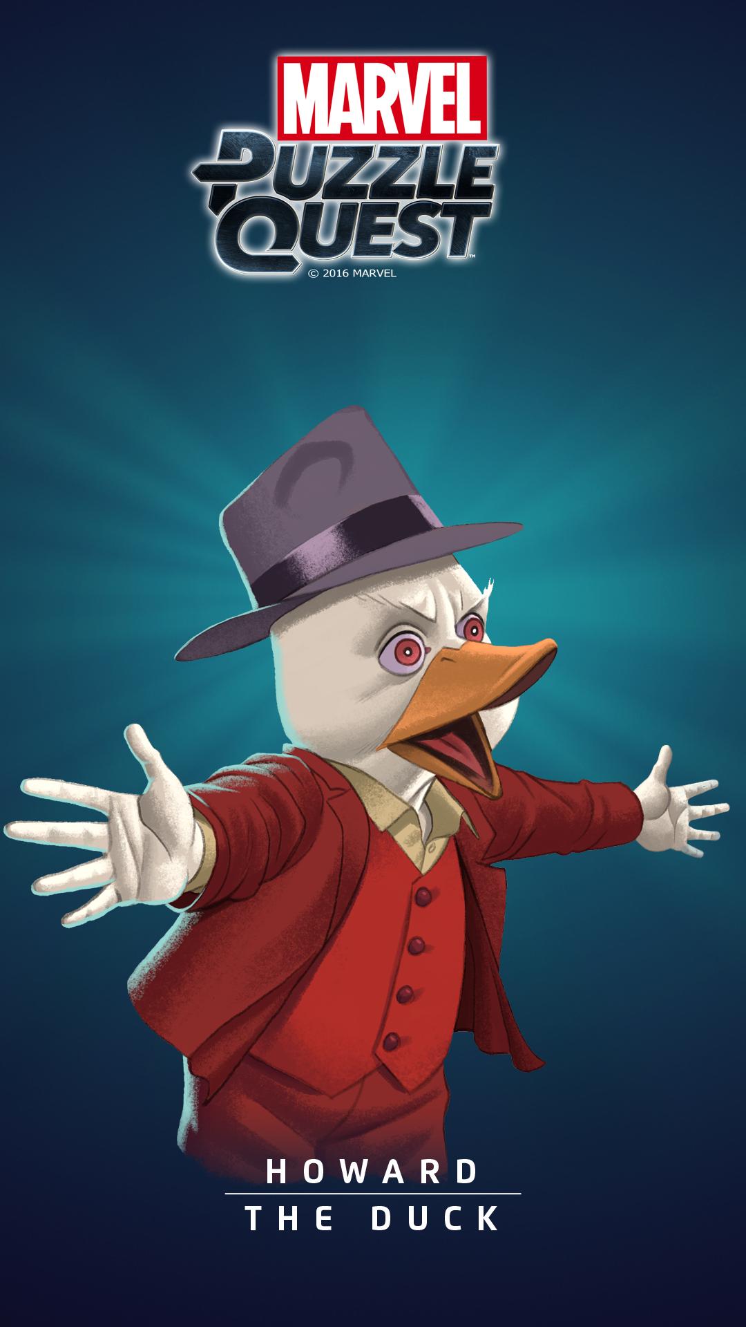 Howard the Duck Wallpaper 1   D3 Go 1080x1920