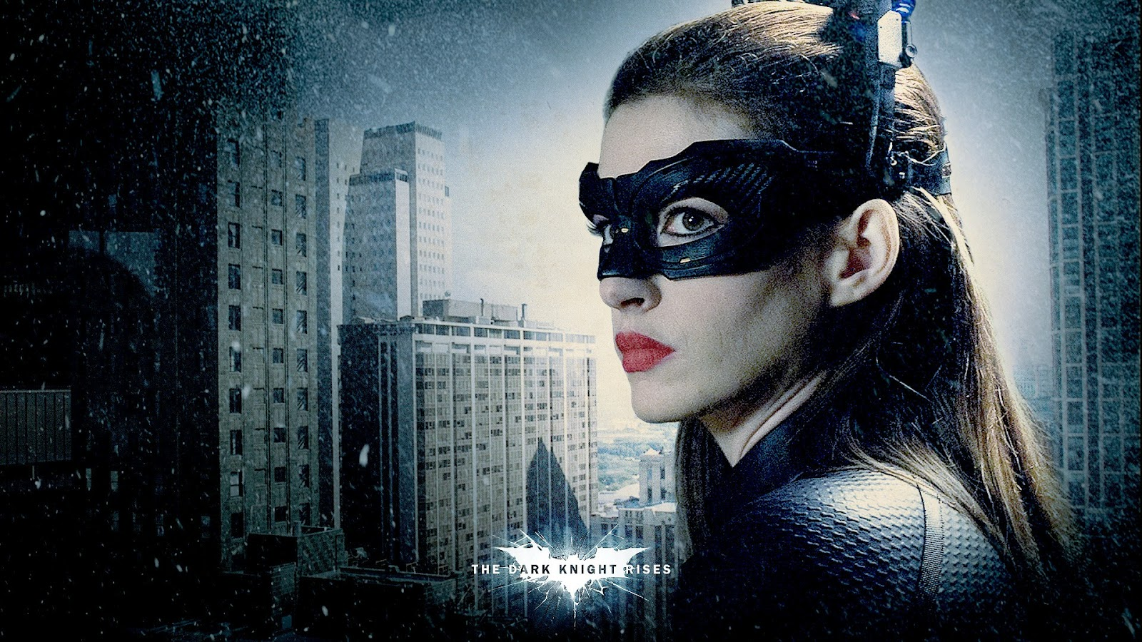 Catwoman The Dark Knight Rises HD Wallpapers Download Wallpapers 1600x900