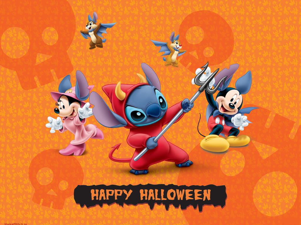 Halloween Wallpapers Halloween Disney Wallpapers 1024x768