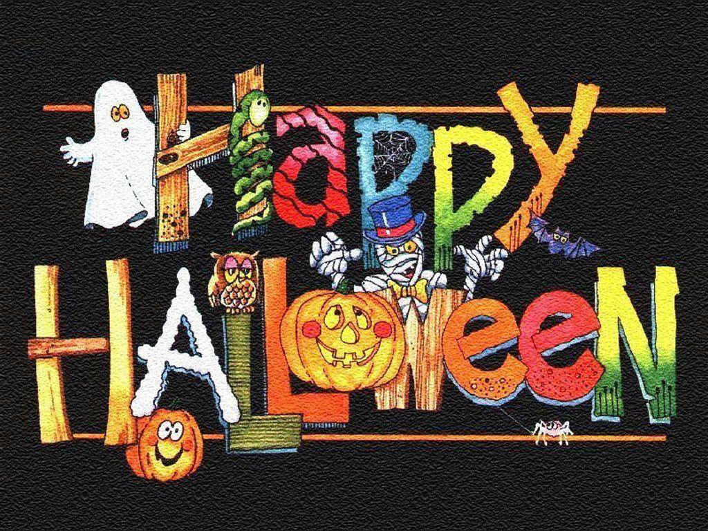 Halloween desktop wallpaper   SF Wallpaper 1024x768