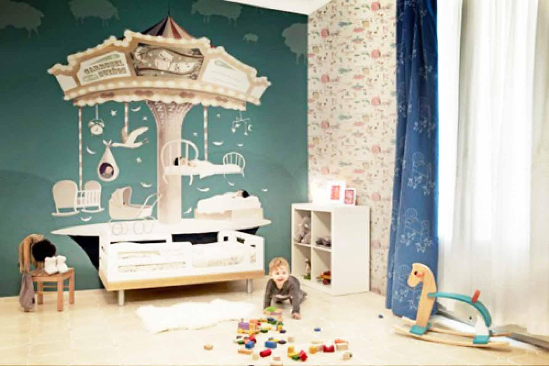 Kids Bedroom Wallpapers Prime Wallpapers 1440x959