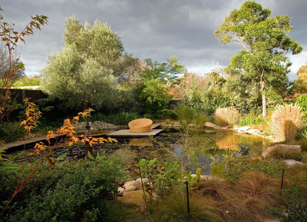 Australian Garden Design Pmytk   Home and Garden Wallpaper 600x433