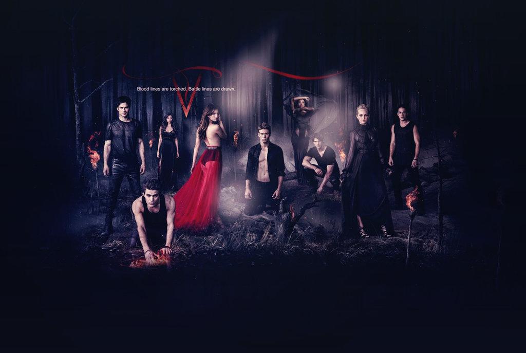 vidbaba vampire diaries season 5