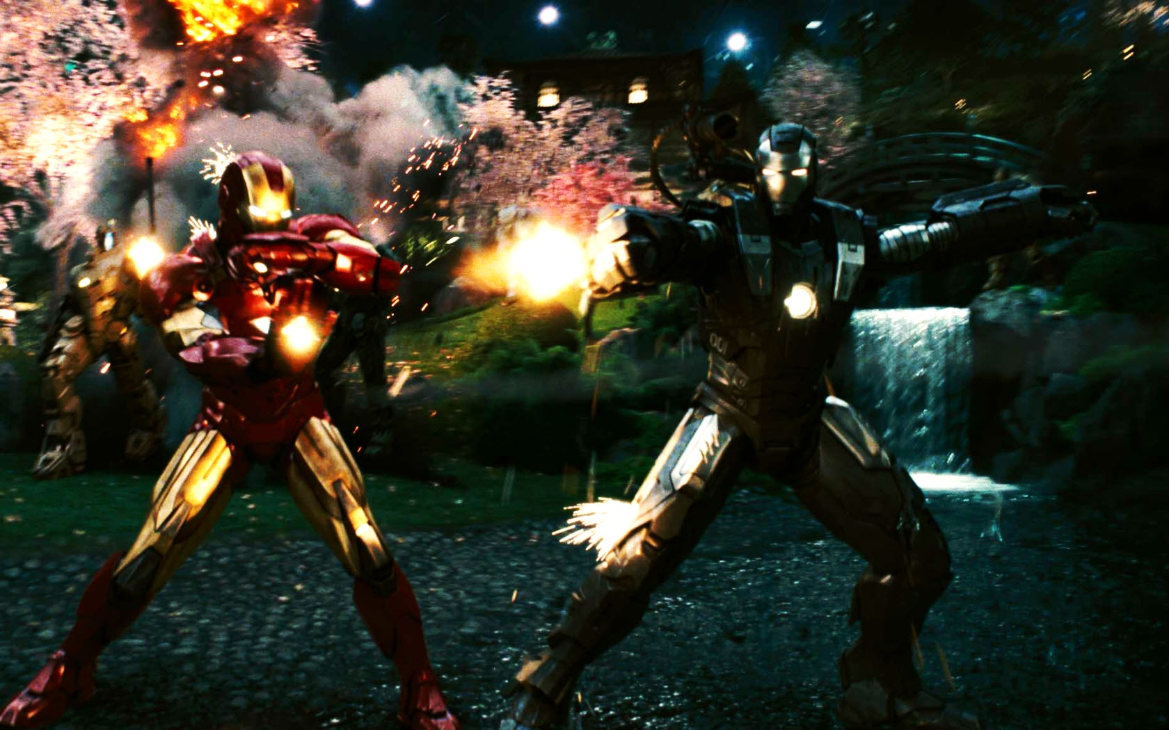 Iron Man 2 Last Scene Wallpapers HD Wallpapers 1680x1050