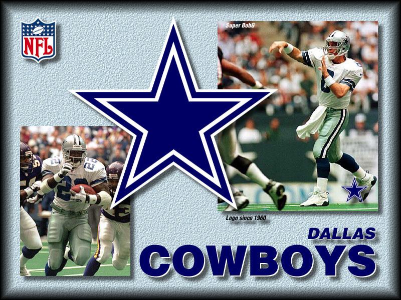 Dallas Cowboys wallpaper screensaver themes skin  Always Sport 800x600