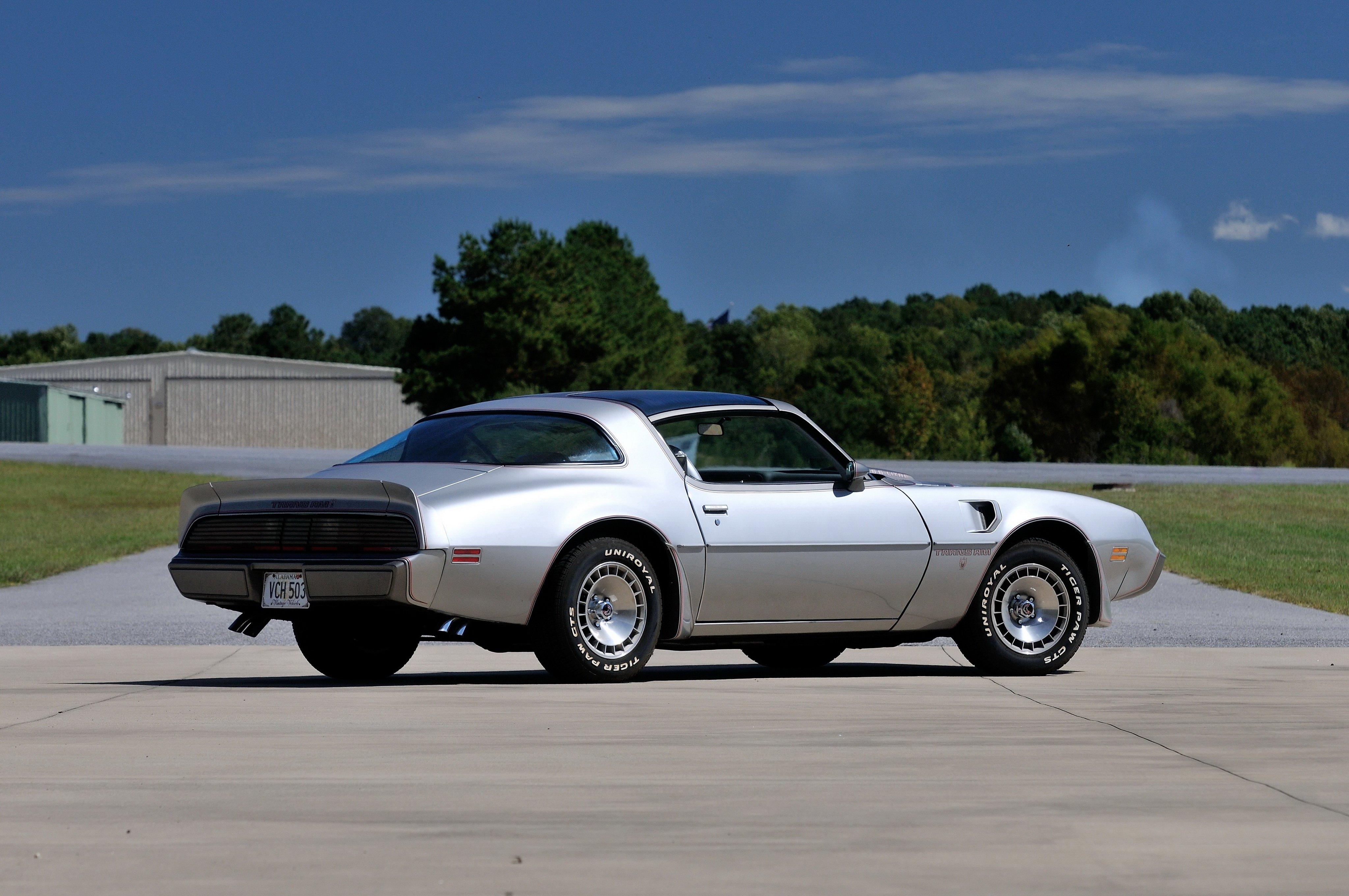 1979 Pontiac Firebird Trans Am 6 6 L80 muscle trans wallpaper 4096x2720
