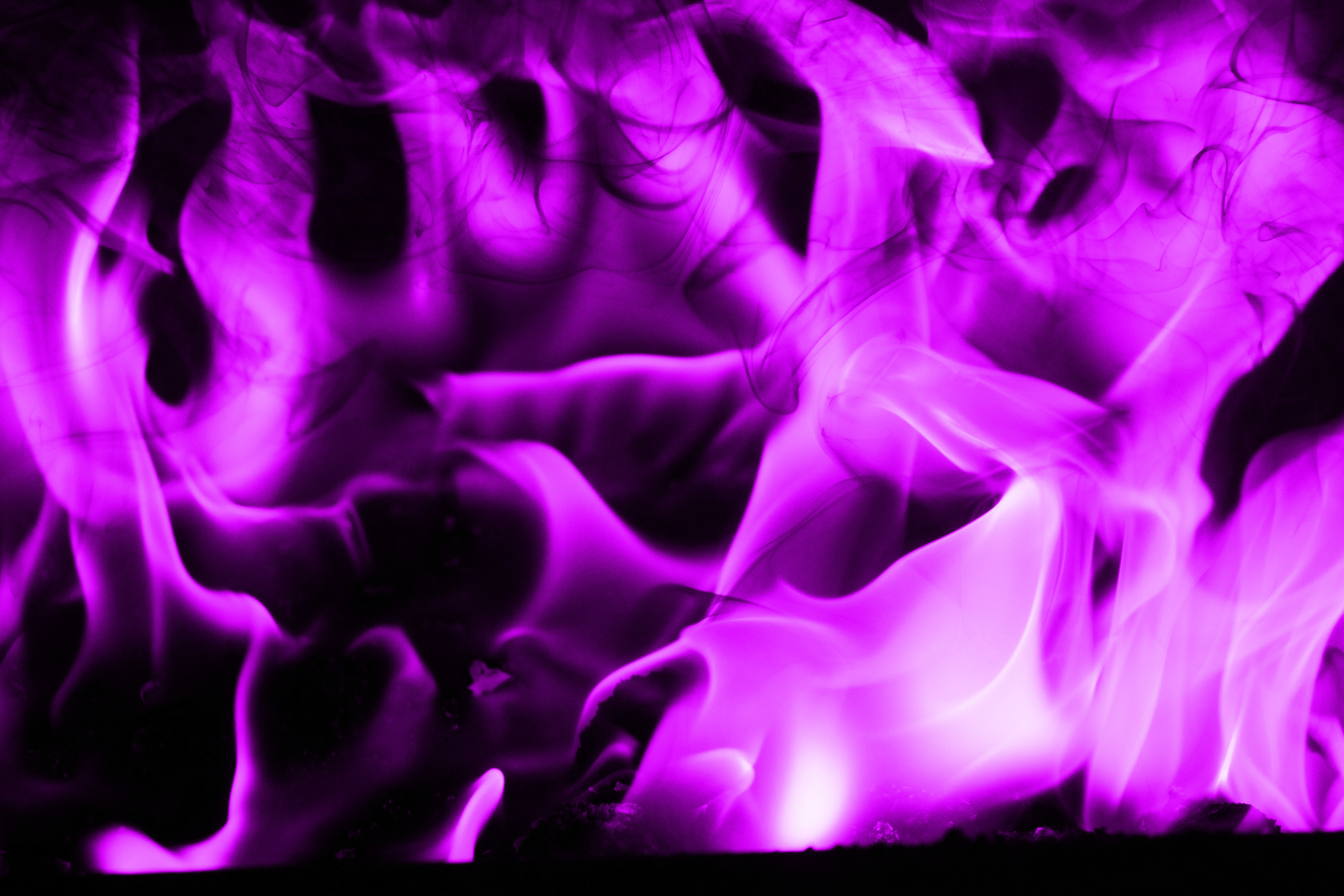 purple flames background wallpapersafari