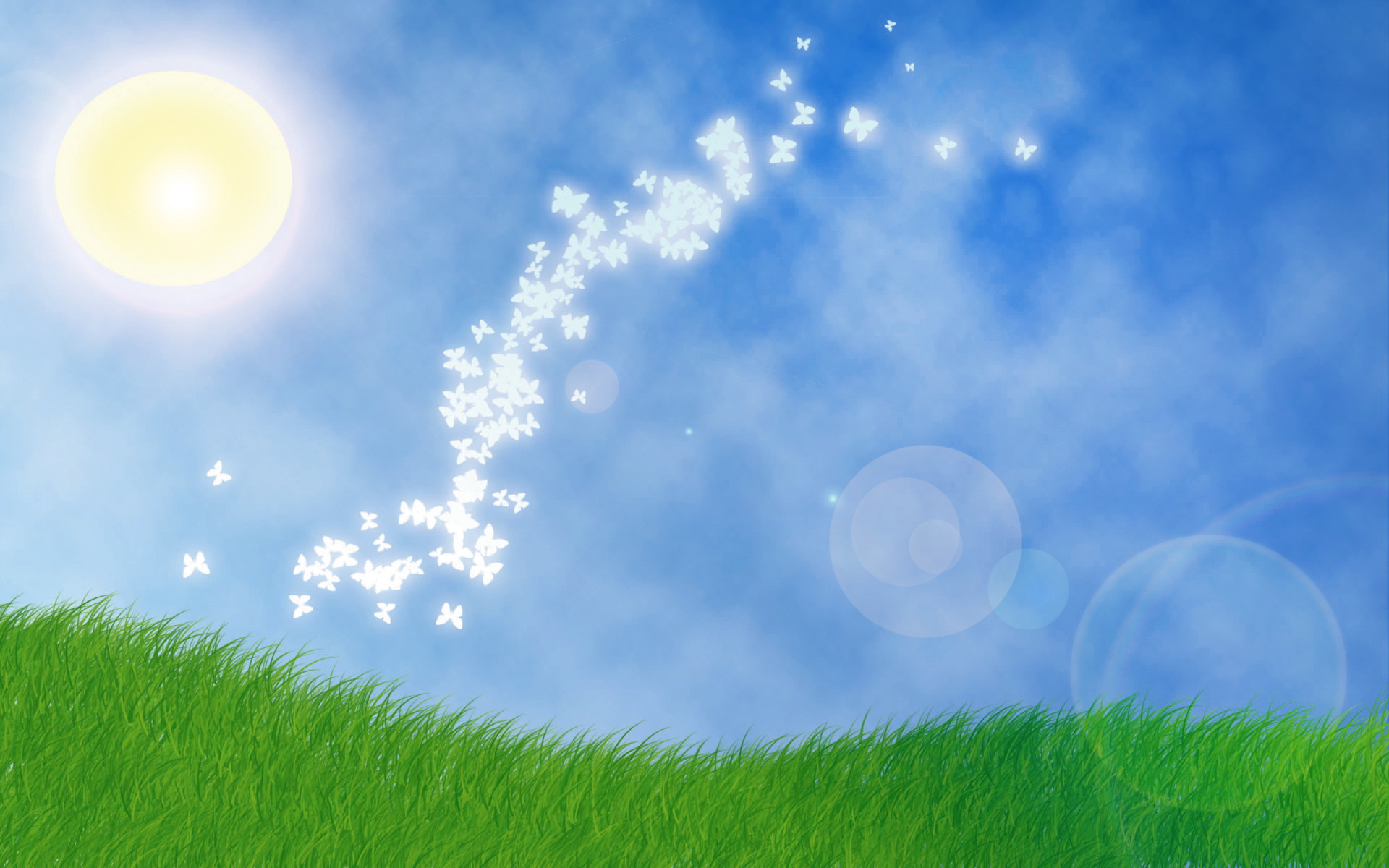 Sunny Day Wallpapers | HD Wallpapers Pulse