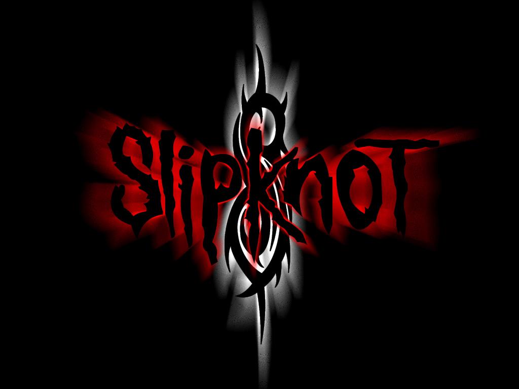 logo slip   Slipknot Wallpaper 6650699 1024x768