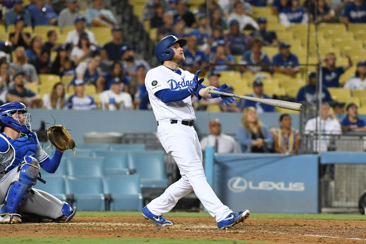 Max Muncy is on a 5 game home run streak   True Blue LA 1200x800