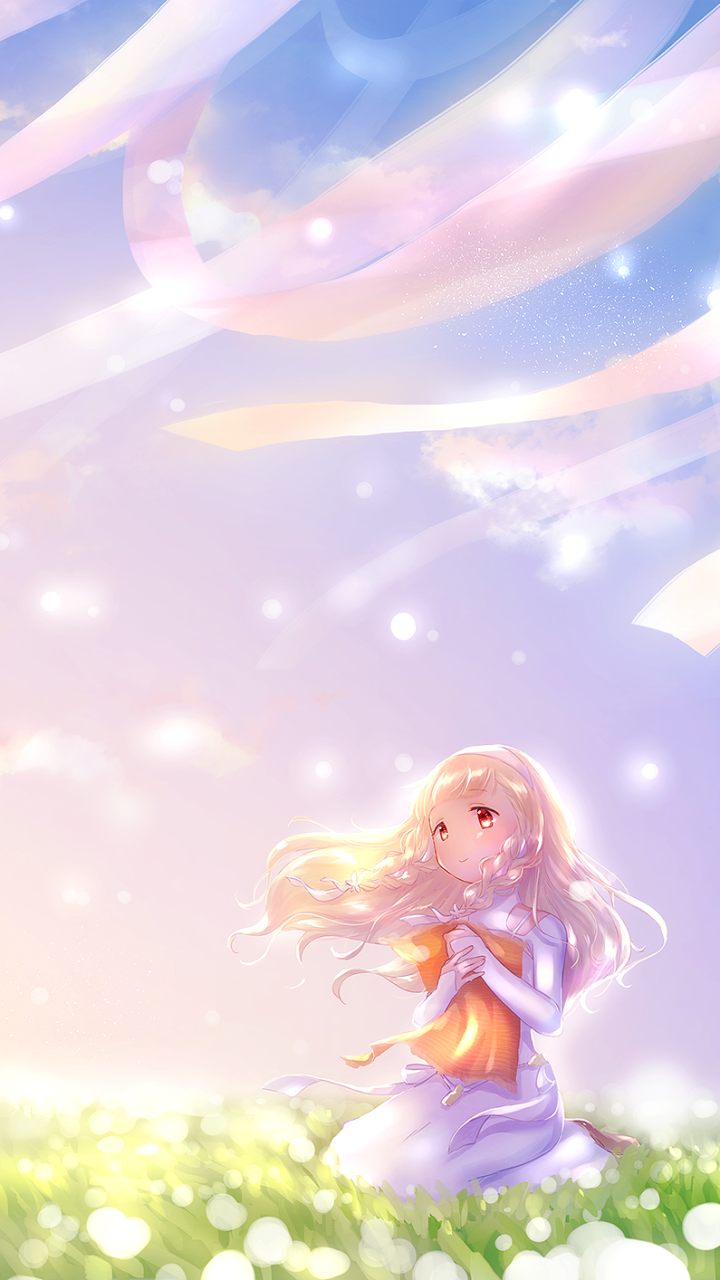 MovieMaquia When The Promised Flower Blooms 720x1280 Wallpaper 720x1280