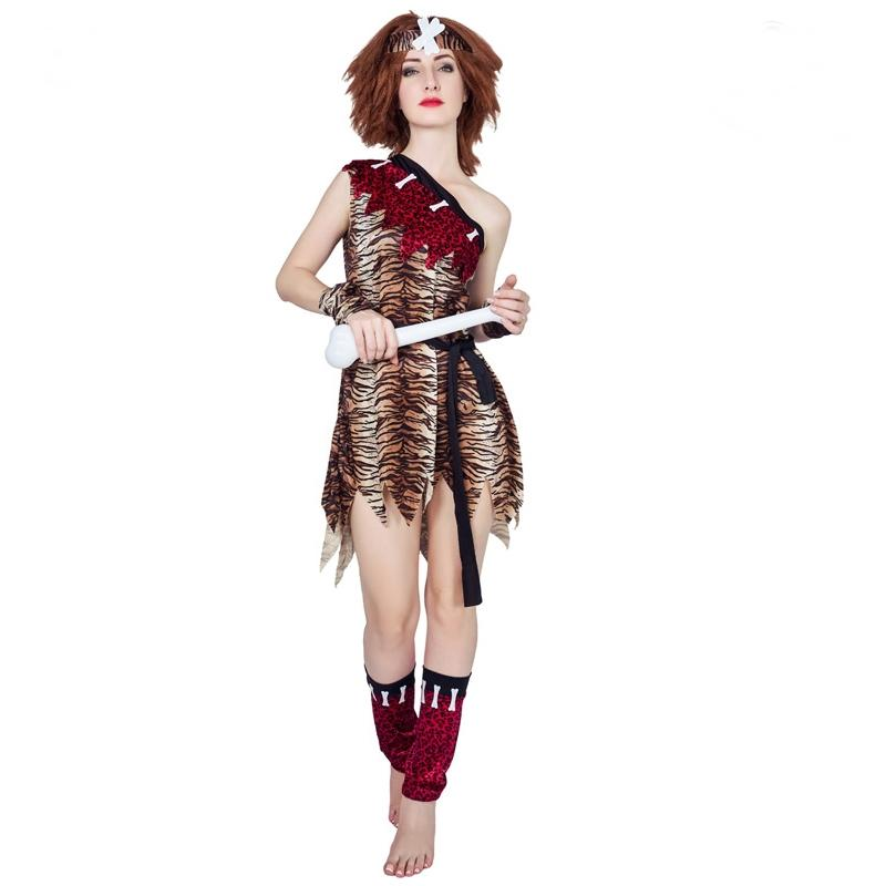 Sexy Cavewoman Costumes Adult Carnival Sexy Ancient Cave Girl 800x800
