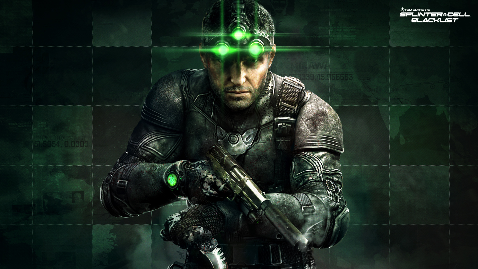 Tom Clancys Splinter Cell Blacklist Exclusive HD Wallpapers 2199 1920x1080