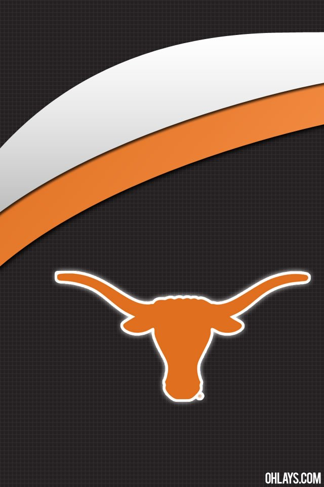 Texas Longhorns Logo Wallpaper Texas longhorns iphone 640x960
