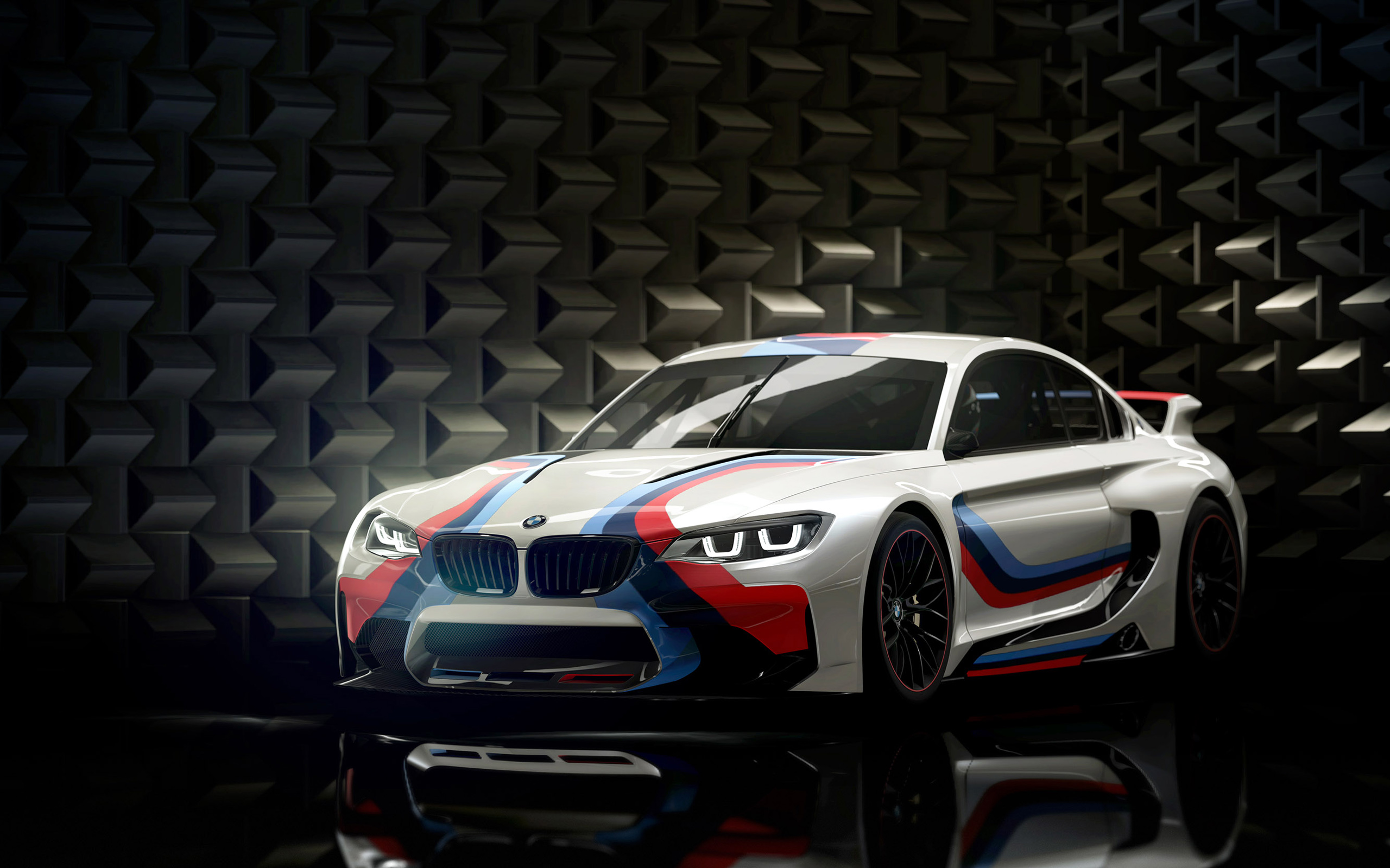 2014 BMW Vision Gran Turismo Wallpapers HD Wallpapers 2560x1600