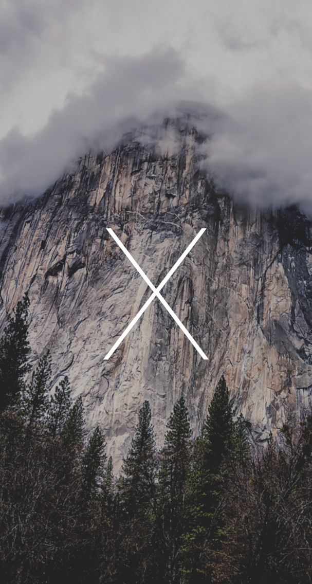 OS X 1010 iPhone 55S Wallpaper iOSthemes 607x1136