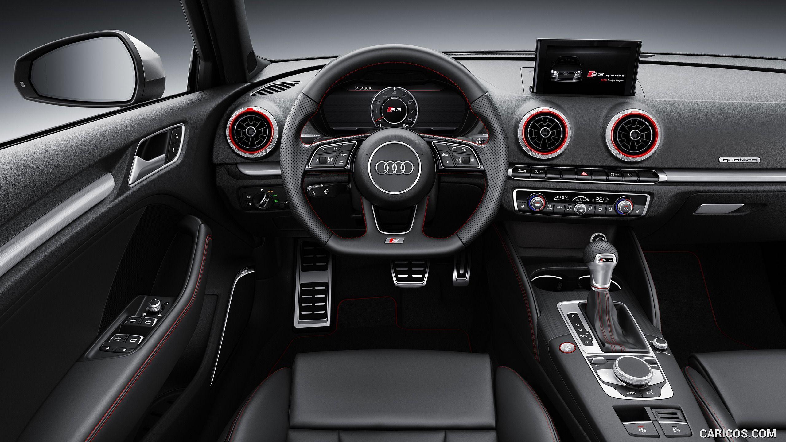 2017 Audi S3 Sportback Wallpaper auto Audi a3 sportback Audi 2560x1440