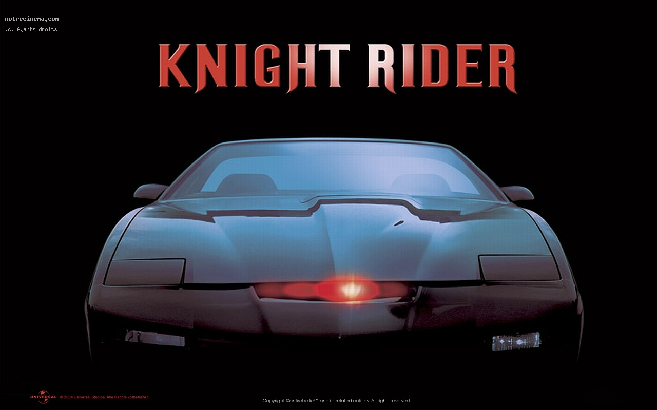 Knight Rider Prizes From The Gadget Show Competitions 1280x800