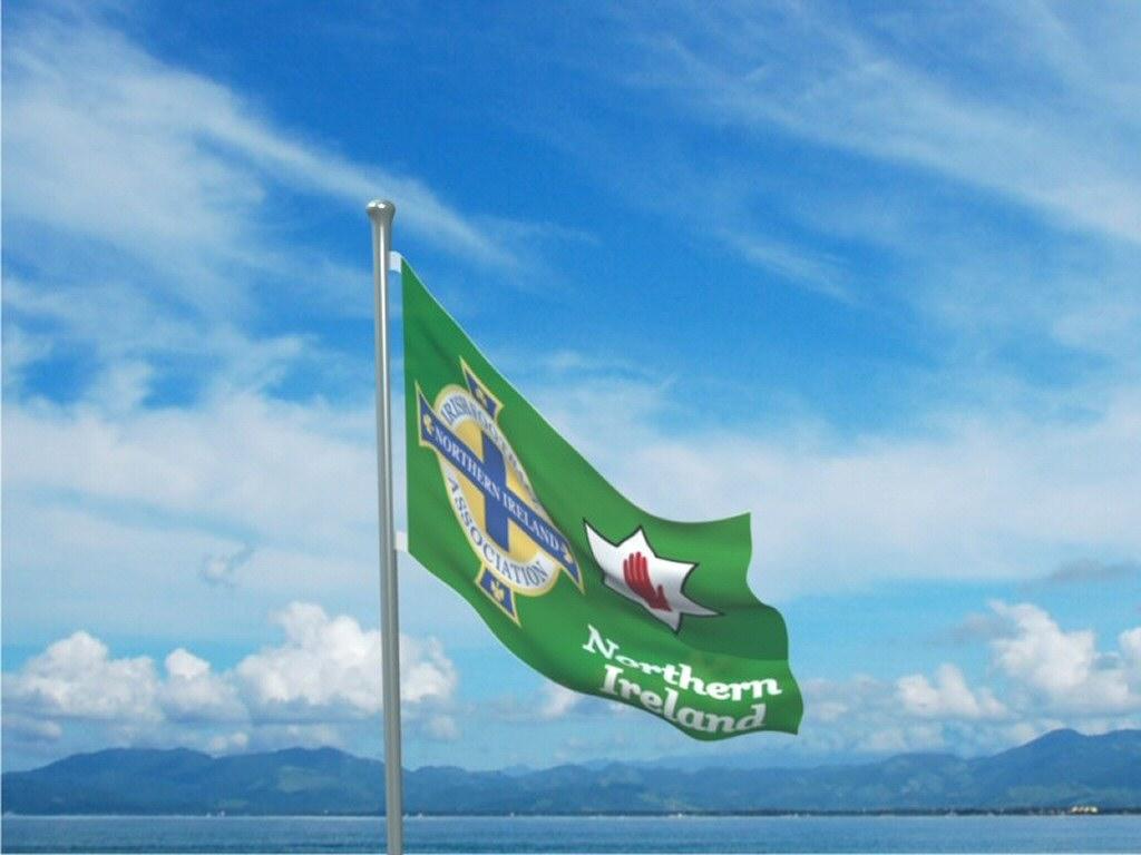 Fre desktop background Northern Ireland football soccer 1024x768