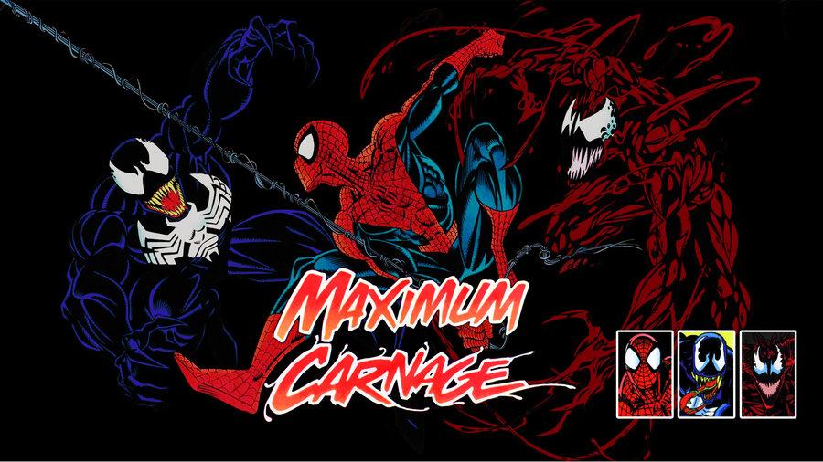 Spiderman   Maximum Carnage by cornerstone 900x506