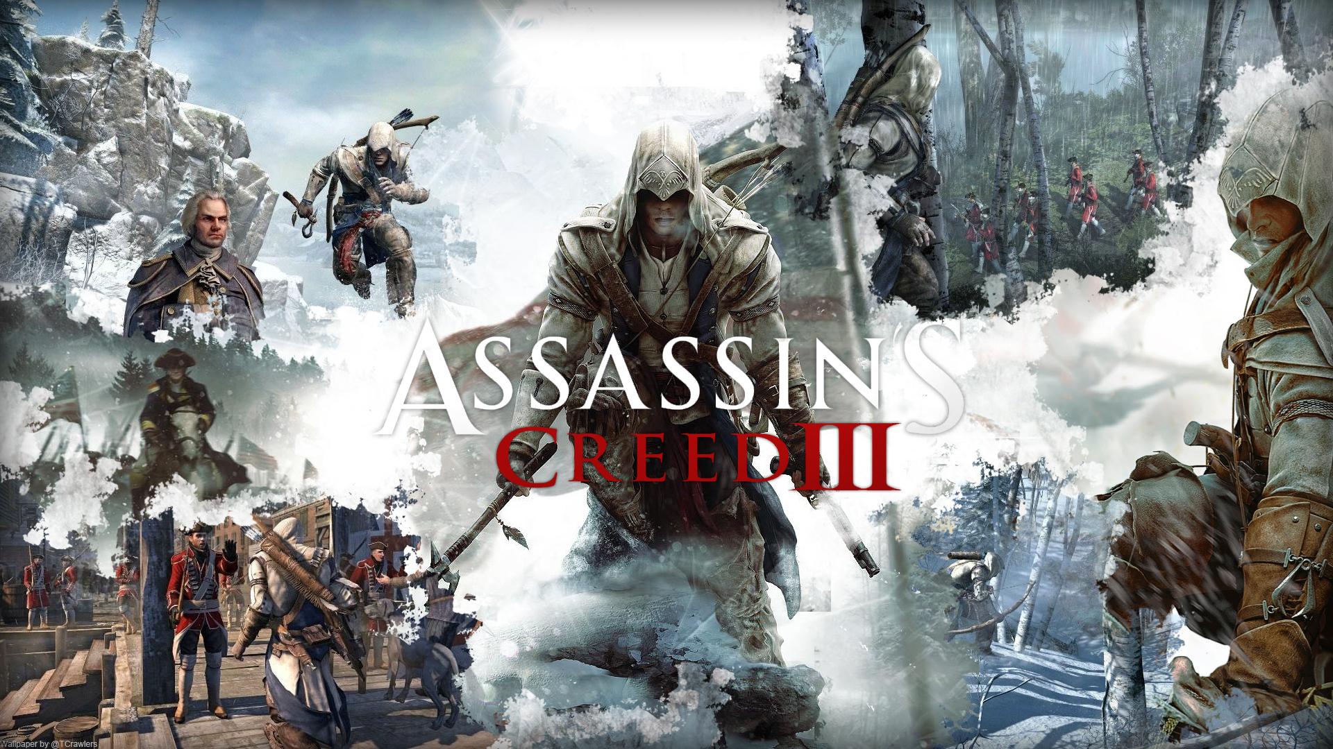 Assassins Creed 3 Assassins Creed 3 wallpapers hd hq 1080p 1920x1080