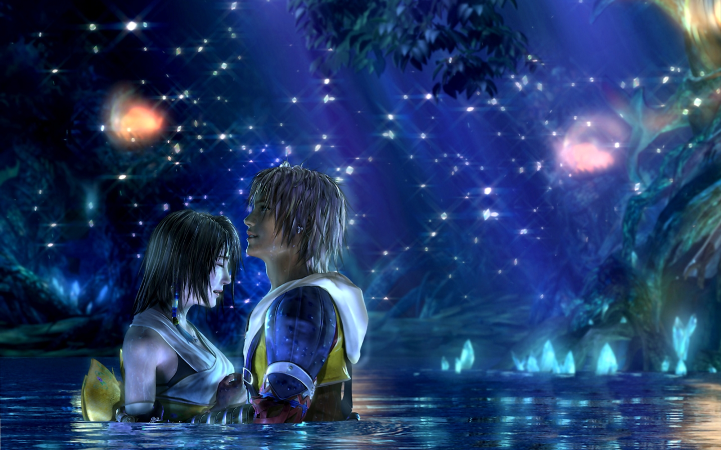 trololo blogg Final Fantasy X 2 Wallpaper Hd 1440x900
