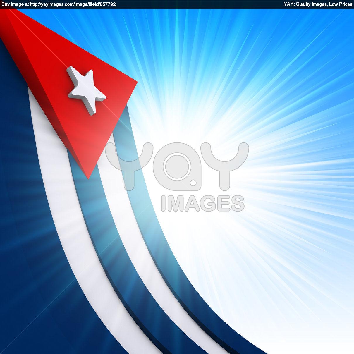 HD Cuban Flag Wallpaper 1210x1210