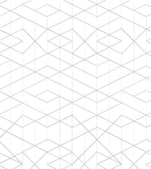 Geometric Wallpaper Grey Old New House Wallpaper nh00224 490x550