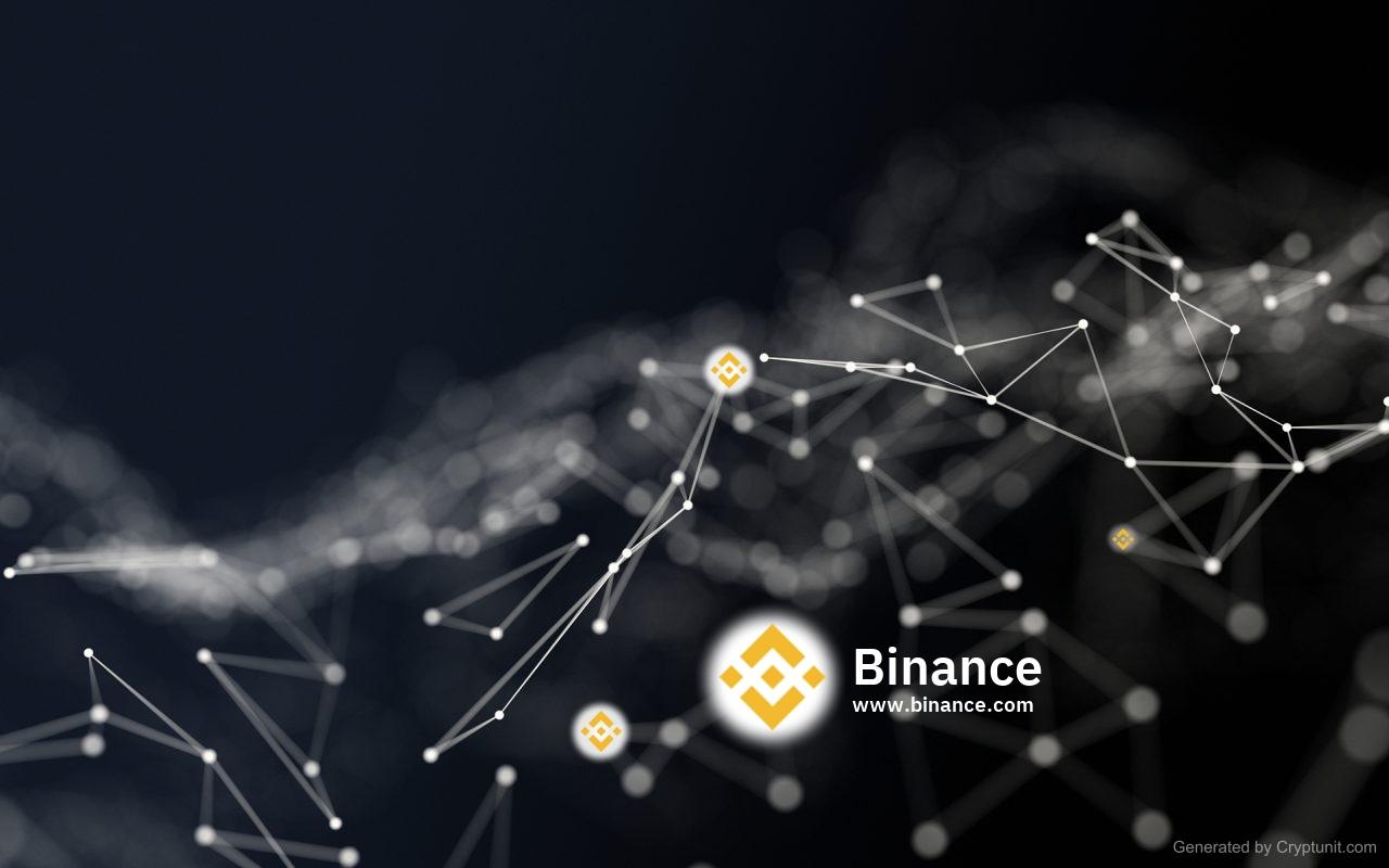 Binance Cryptocurrency Exchange CryptUnit 1280x800