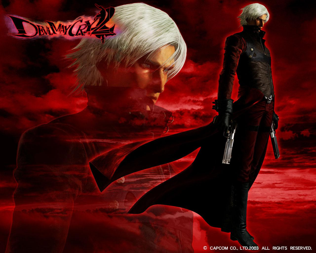 Wallpapers Devil May Cry Anime 1280x1024