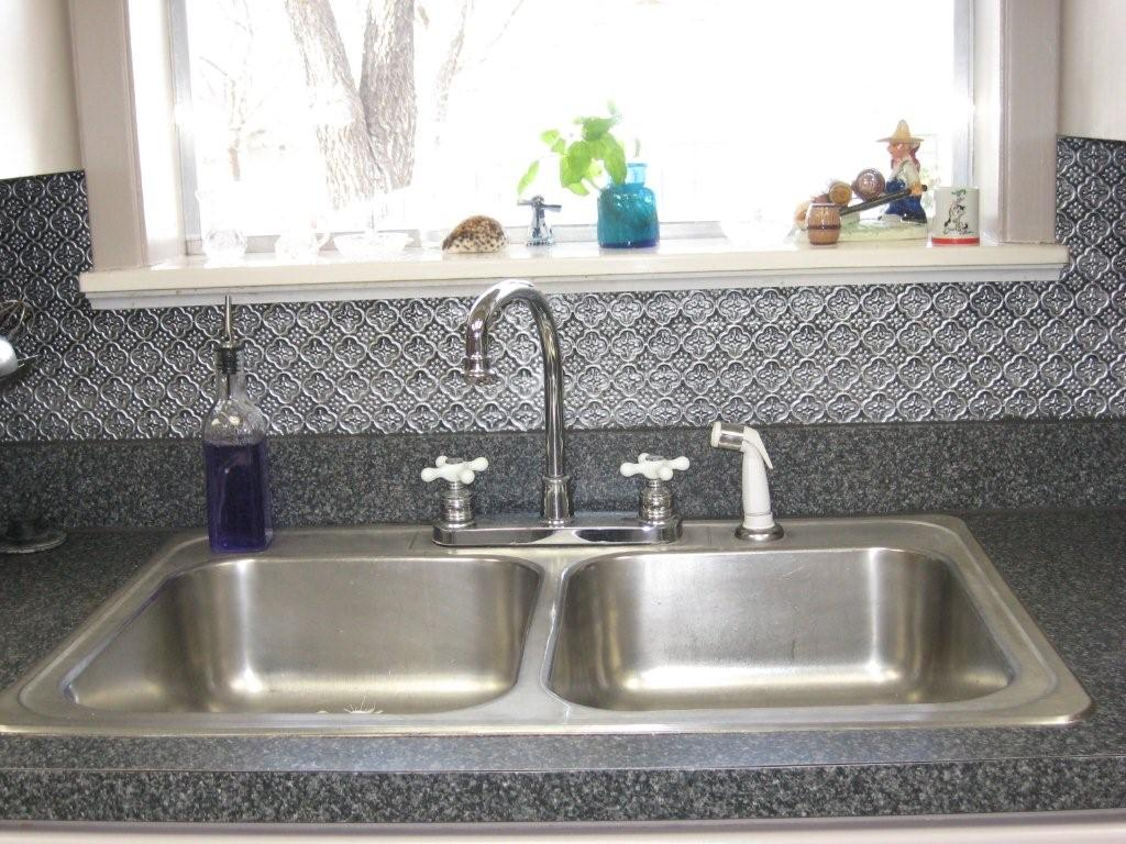 Are you looking for Faux Tin Backsplash 1024x768