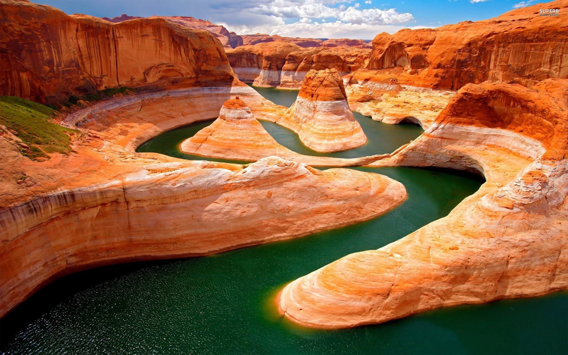 1920x1200 Grand Canyon Colorado River desktop PC and Mac wallpaper 1920x1200