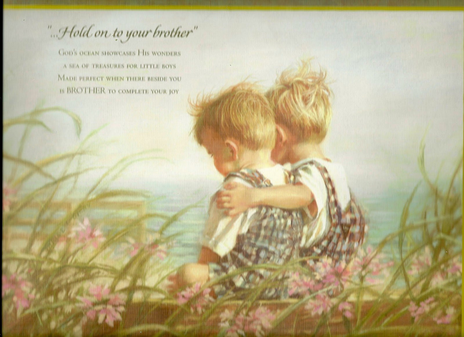 Download Baby Brother And Big Sister Quotes 16075 Wallpapers Baby