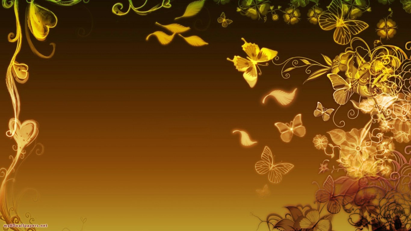 Golden Design Wallpaper : Golden wallpaper hd wallpapersafari