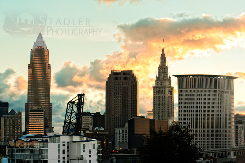 downtown cleveland ohio wallpaper - photo #16