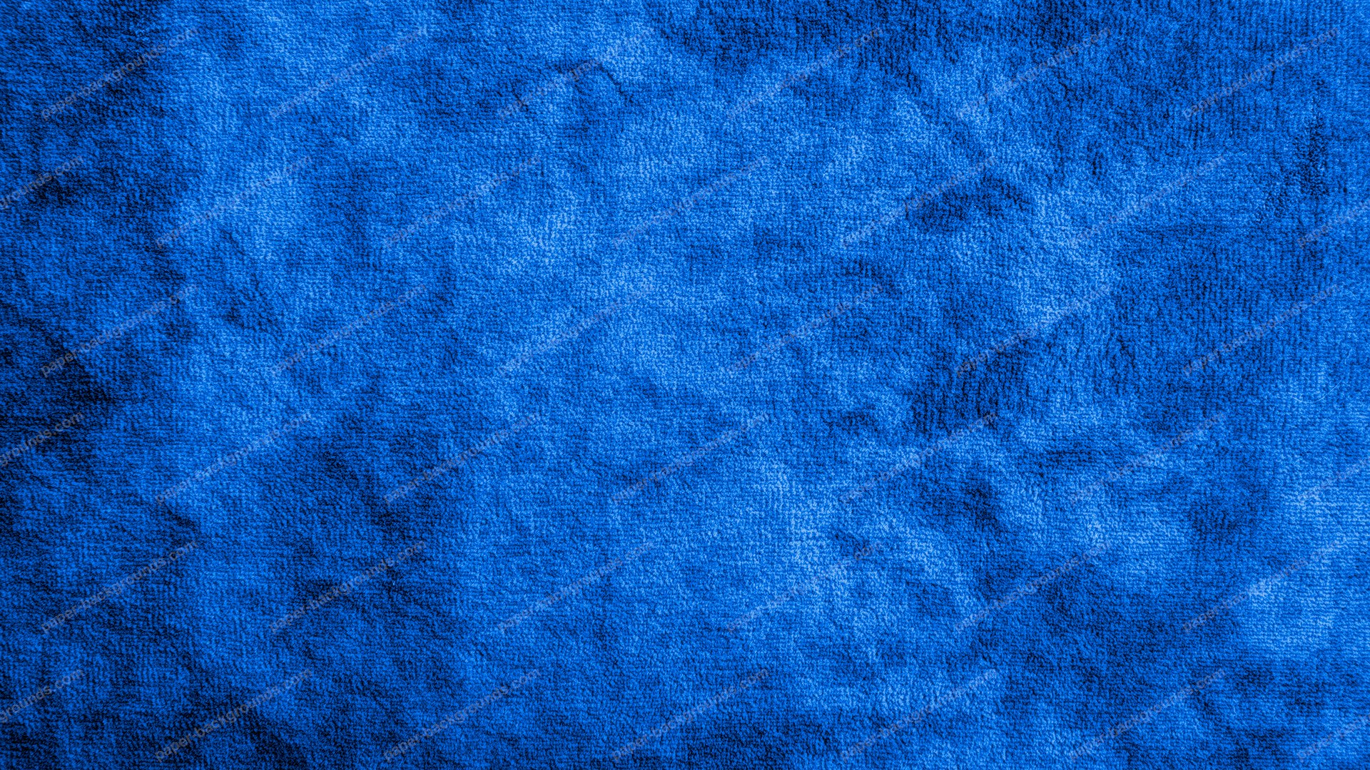 Blue Carpet Fine Fur Texture Paper Backgrounds 1920x1080