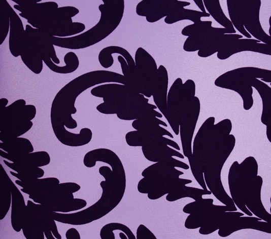 purple flocked wallpaper wallpapersafari