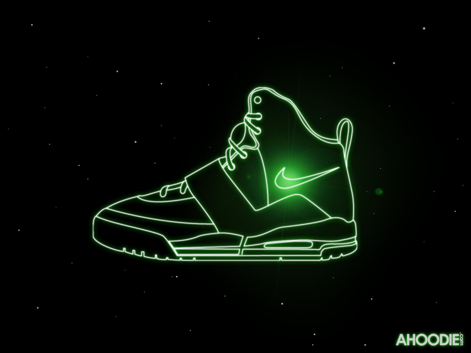 Hd wallpaper nike - Hd Wallpapers Nike Glowing Shoes Logo Hd Wallpaper Hd Wallpaper