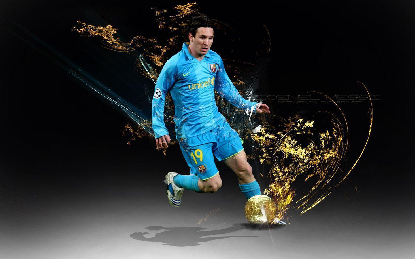 Lionel Messi 2017 Wallpapers 1440x900
