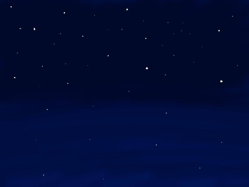 Starry Night Sky Desktop Wallpaper
