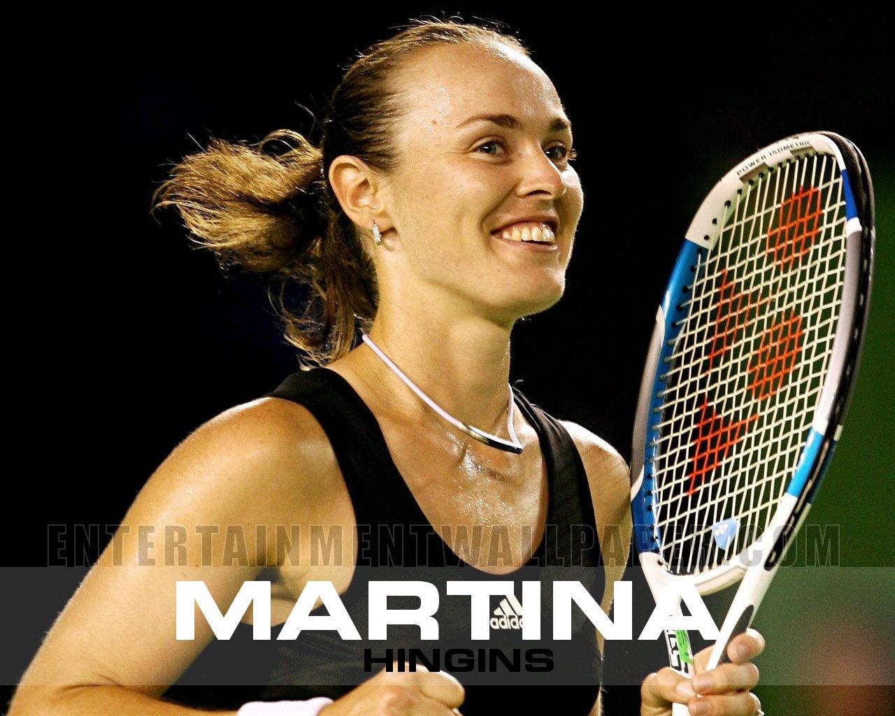 Martina Hingis Wallpaper 4   1280 X 1024 stmednet 1280x1024