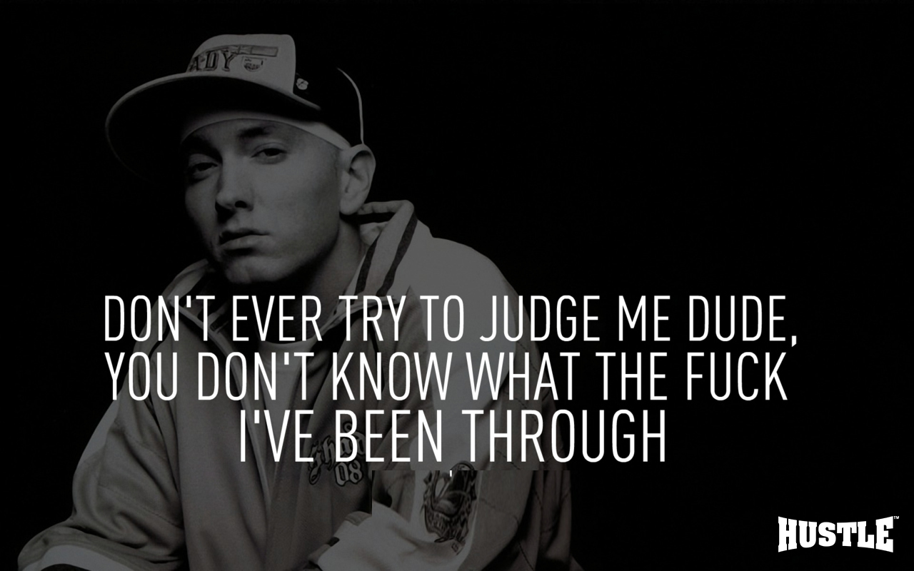 15 Quoted Eminem Wallpapers That Must Be In Your Collection 1280x800