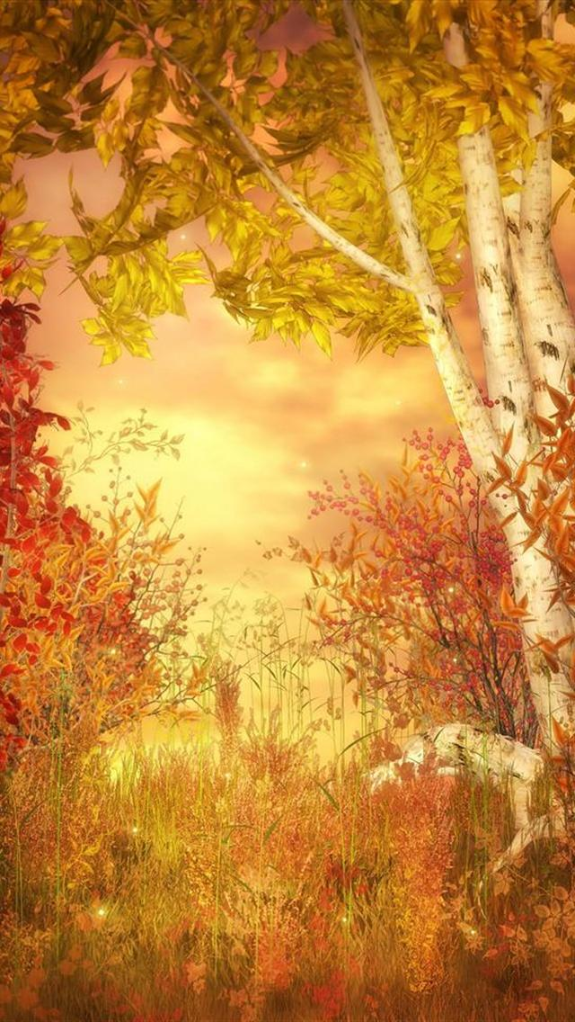 fall wallpaper for iphone autumn iphone wallpaper wallpapersafari 2177