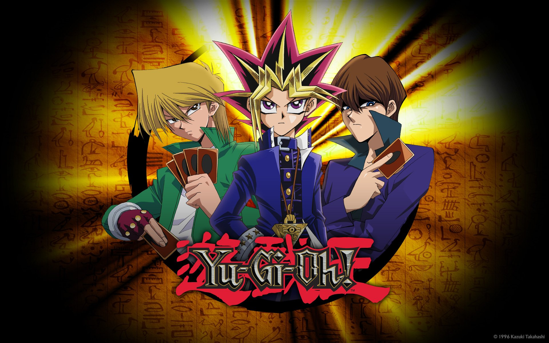 Yu Gi Oh The Cartoon Network Wiki Fandom
