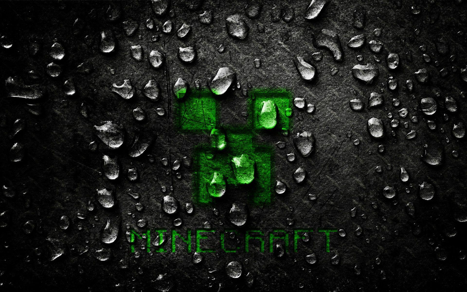 55 Minecraft Backgrounds For Desktop On Wallpapersafari